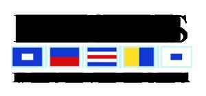 Peck's Marina Logo